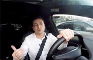 Зеленский записал новое видео за рулем Tesla