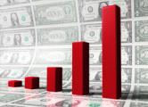 Госдолг вырос за месяц на триллион рублей