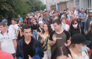 Как прошел Марш единства в Солигорске