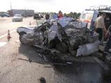 На дорогах Беларуси за минувшие сутки погибли 4 человека и 20 ранены