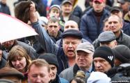 Виктор Марчик: После наших протестов отменили декрет №3