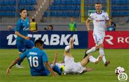 Минчане: Матч «Зенит» - «Динамо» Минск был купленным