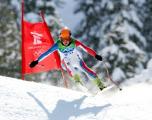 Юрий Данилочкин занял 34-е место в супергиганте на чемпионате по горнолыжному спорту в Германии