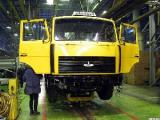Сборочное производство белорусских МАЗов открылось в иранском городе Тебриз