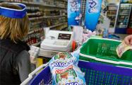 В Беларуси ускорилась годовая инфляция