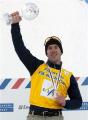 Кушнир выиграл этап Кубка мира по фристайлу
