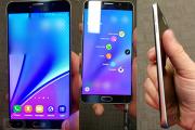 В сеть утекли фотографии Samsung Galaxy Note 5