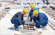 В Минске протестовали строители компании «Фарт-плюс»