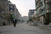 В пригороде Дамаска при взрыве машины погибли 15 человек