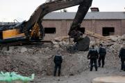 Немецкий строитель погиб при взрыве бомбы времен войны