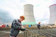 Пуск БелАЭС выходит на финиш: первый блок готов на 97%