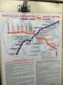 Новые правила для пассажиров метро Минска написали по-русски
