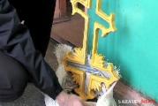 Минская милиция задержала группу кладбищенских воров