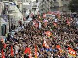 Во Франции и Италии прошли многотысячные акции протеста