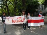 Ведущие польские газеты солидарны с белорусскими политзаключенными (Фото)