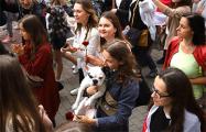 Новополоцк вышел на Женский марш