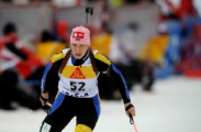 Белорусская команда завоевала бронзу в смешанной эстафете на чемпионате Европы по биатлону
