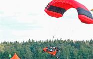 В Бресте оштрафовали поляка, прилетевшего в Беларусь на параплане
