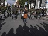 В Афинах задержаны несколько десятков анархистов