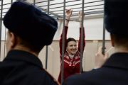 На премию Сахарова номинировали Сноудена, Немцова и Савченко