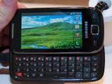 Samsung выпустит QWERTY-слайдер на платформе Android