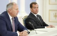 Медведев и Румас встретятся 6 декабря