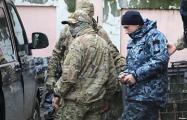 Около 15 захваченных РФ украинских моряков заявили, что они военнопленные