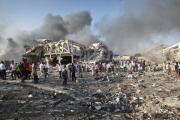Число жертв теракта в Могадишо за сутки выросло в 10 раз