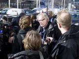 Трое подозреваемых в подготовке убийства карикатуриста освобождены