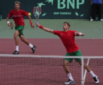 Сборная Беларуси повела в матче Кубка Дэвиса с командой Болгарии