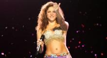Певица Шакира привезет в Минск уникальное концертное оборудование