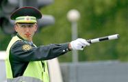 ГАИ Минска предупреждает о штрафах за невключенный свет фар