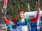 Белоруска Надежда Скардино заняла 16-е место в гонке преследования на чемпионате мира по биатлону