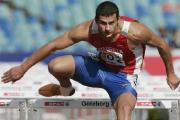 Многоборец Андрей Кравченко выиграл золото зимнего чемпионата Европы по легкой атлетике в Париже