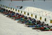 Белорусские биатлонисты заняли 13-е место в эстафете на чемпионате мира