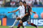 Германия и США идут дальше, Португалия едет домой