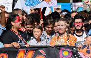 Марш Греты Тунберг в Монреале собрал полмиллиона человек
