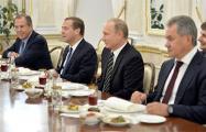 Партия мира в Кремле потерпела поражение
