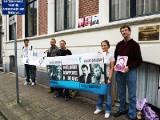 19 марта в Гааге пройдет акция солидарности с белорусами