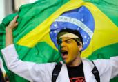 Бразильцы встретили сборную Германии овациями
