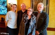 Белорусские правозащитники встретились с директором БДИПЧ ОБСЕ