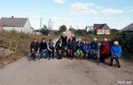 В Смолевичском районе пенсионеры перекрыли дорогу