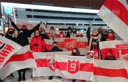 Белорусы Санкт-Петербурга 165 день выходят на акции солидарности