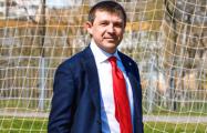 Виталий Кутузов может возглавить Белорусскую федерацию футбола