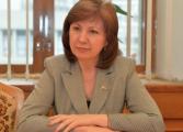 Кочанова приехала в БГУ и пыталась «достучаться» до студентов