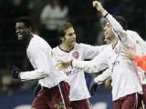 Определились первые четвертьфиналисты розыгрыша футбольной Лиги Европы
