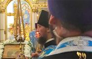 Патриарха Кирилла в Минске охраняют «КГБшники в рясах»?