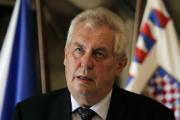 Президент Чехии призвал как можно скорее отменить антироссийские санкции