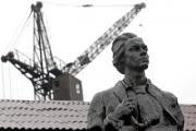В Вильнюсе прошло шествие памяти Кастуся Калиновского (Фото)
