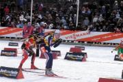 Евгений Абраменко занял 34-е место в гонке преследования на заключительном этапе Кубка мира по биатлону